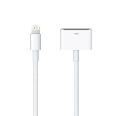 USB кабель Apple Lightning на 30-pin Adapter