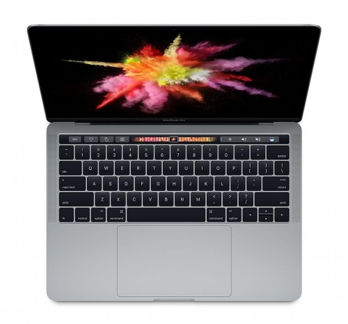 "Macbook Pro 13"" Space Gray, Touch Bar и ID, i5, 2.9GHz, 8GB, SSD 512GB (MNQF2)"