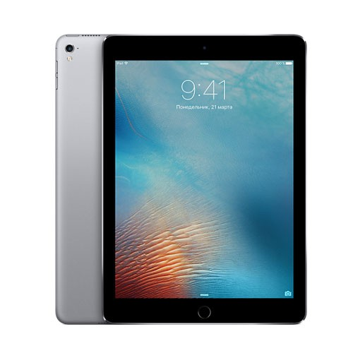iPad Pro 9,7 дюйма 128GB Wi-Fi + Cellular Space Gray / Черный