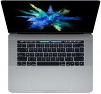 "Macbook Pro 15"" Space Gray, Touch Bar и ID, i7, 2.7 Ghz, 16GB, SSD 512GB (MLH42)"