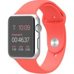 Apple Watch Sport 42mm with Sport Band Pink / Розовый MJ3R2