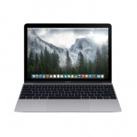 "Apple MacBook 12"" 256GB Space Gray, MJY32"