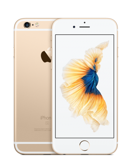 iPhone 6S 128GB Gold / Золотой