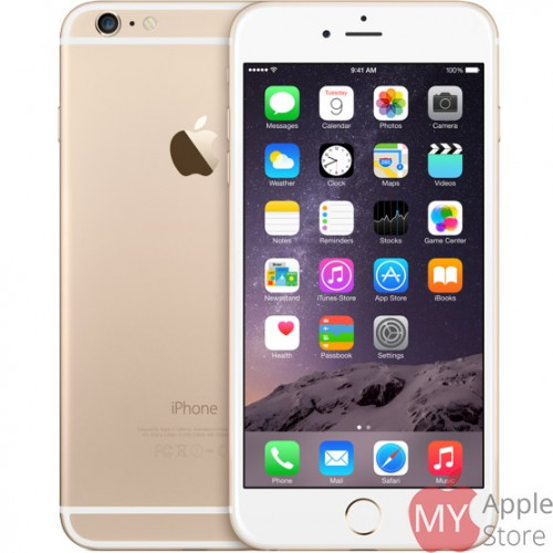 Apple iPhone 6 Plus 64 GB gold (золотистый)