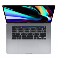 "Apple MacBook Pro 16"" 1TB Space Gray 2.3GHz 8-Core 1TB AMD Radeon Pro 5500M"