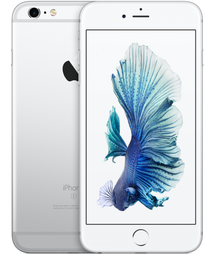 iPhone 6S Plus 128GB Silver / Белый