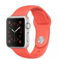 Apple Watch Sport 38mm with Apricot Sport Band / Абрикосовый MMF12