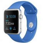 Apple Watch Sport 42mm with Royal Blue Sport Band / Синий MMFM2