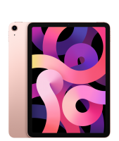 Apple iPad Air 4 (2020) 64GB Wi-Fi Rose Gold (Розовое золото)
