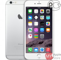 Apple iPhone 6 Plus 64GB silver (белый)  Ростест