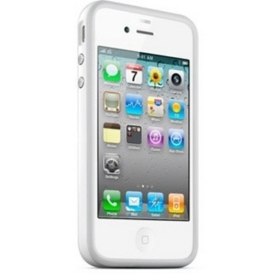 iPhone 4 Bumper белый