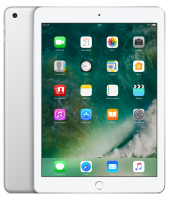 Apple iPad 128GB Wi-Fi Silver (Серебристый)