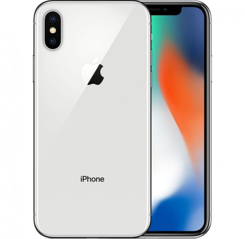 iPhone X 64GB Silver (Серебристый)