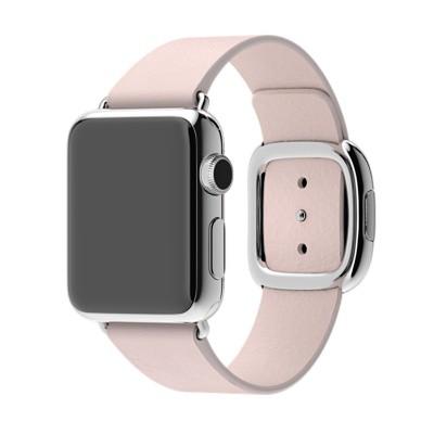 Ремешки кожаный для apple watch 38 мм наушники oneplus icons