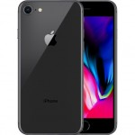 iPhone 8 64gb space gray (cерый космос)