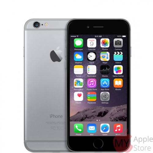 Apple iPhone 6 Plus 16GB Space Gray (черный)
