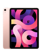 Apple iPad Air 4 (2020) 256GB Wi-Fi + Cellular Rose Gold (Розовое золото)