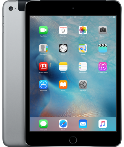 iPad mini 4 128GB Wi-Fi + Cellular Space Gray / Серый Космос