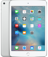 iPad mini 4 128GB Wi-Fi + Cellular Silver / Белый