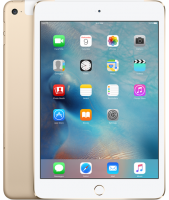 iPad mini 4 128GB Wi-Fi + Cellular Gold / Золотой