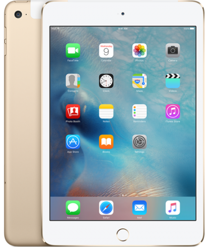 iPad mini 4 128GB WiFi Gold / Золотой
