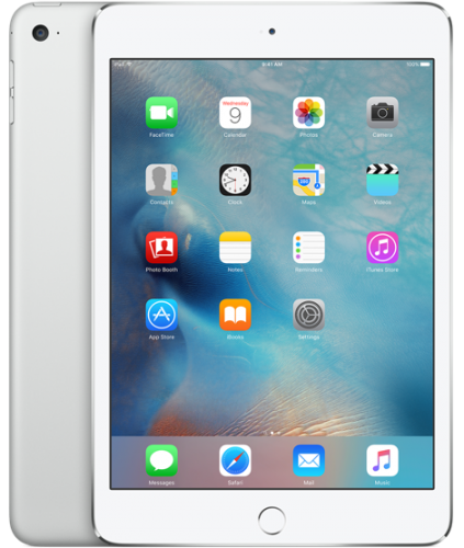 iPad mini 4 128GB WiFi Silver / Белый