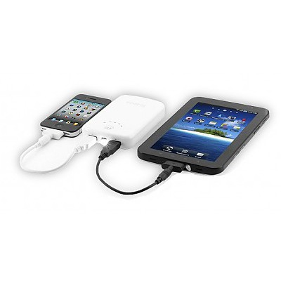 купить внешний аккумулятор Yoobao белый 11200mah в москве цена