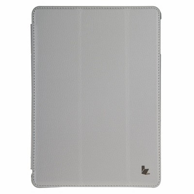 Чехол-книжка для iPad Air Jisoncase серый