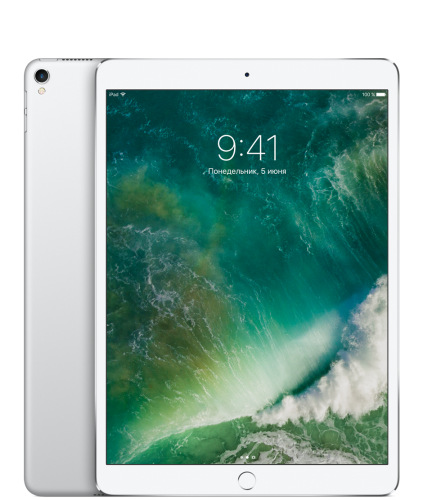 "Apple iPad Pro 10,5"" 64GB Wi-Fi Silver (Серебристый)"