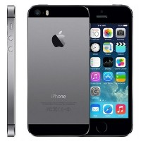 Apple iPhone 5S 64GB Space Gray | Black