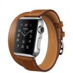 Apple Watch Hermes Double Tour Barenia Fauve 38mm (Коричневый)