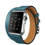 Apple Watch Hermes Double Tour Bleu Jean 38mm (Синий)