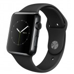 Apple Watch 42mm with Sport Band Space Black / Черный MLC82