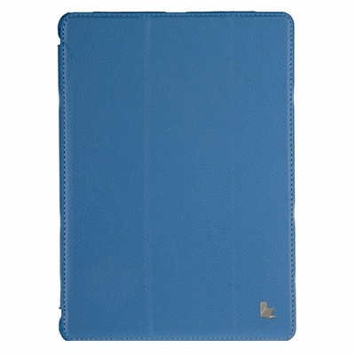 Чехол-книжка для iPad Air Jisoncase голубой
