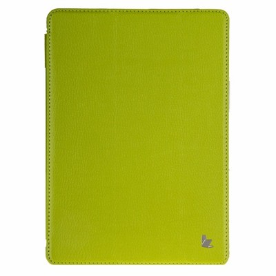 Чехол-книжка для iPad Air Jisoncase зеленый