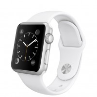 Apple Watch Sport 38mm with sport band White / Белый MJ2T2
