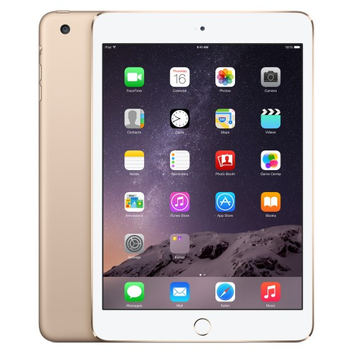 Apple iPad mini 3 Wi-Fi Gold 128GB
