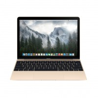 "Apple MacBook 12"" 256GB Gold, MK4M2"