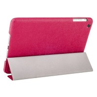 Чехол HOCO для iPad mini Retina/ mini – HOCO Star Series Leather Case Rose Red