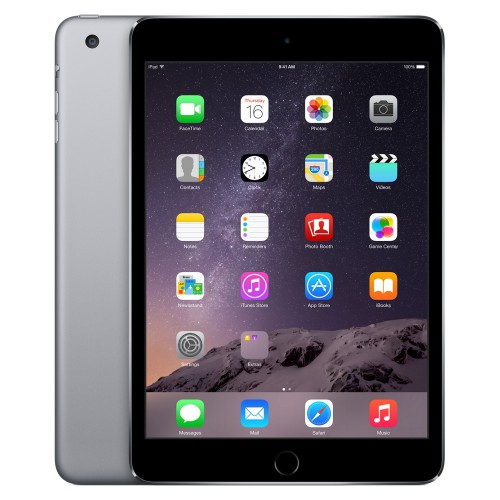 Apple iPad mini 3 Wi-Fi + Cellular Space Gray 128GB