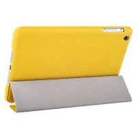 Чехол HOCO для iPad mini Retina/ mini – HOCO Star Series Leather Case Bright Yellow
