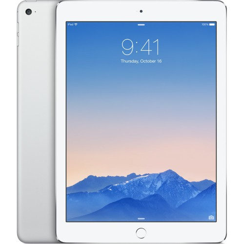 Apple iPad Air 2 Wi-Fi + Cellular Silver 64GB