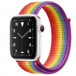 Apple Watch Edition Series 5 Ceramic, 44 мм Cellular + GPS, цвет радуги