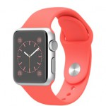 Apple Watch Sport 38mm with sport band Pink / Розовый MJ2W2
